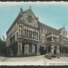 Postales: COMILLAS - 15 - PALACIO DEL MARQUES DE COMILLAS - ED. ARRIBAS - (12.149). Lote 35072748