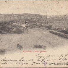 Postales: SANTANDER.- VISTA GENERAL. (C.1905).. Lote 35187283