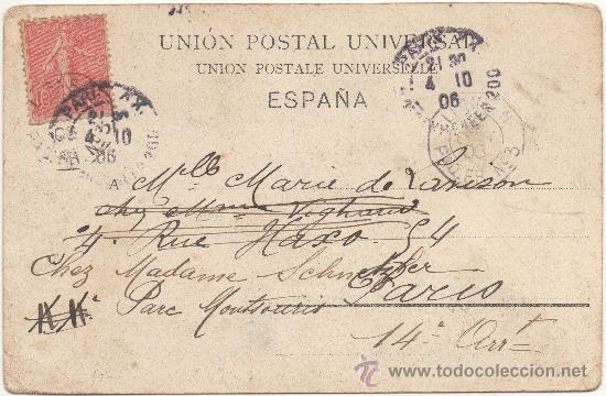 Postales: SANTANDER.- VISTA GENERAL. (C.1905). - Foto 2 - 35187283