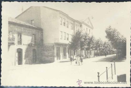 CABEZON DE LA SAL (CANTABRIA).- AVENIDA (Postales - España - Cantabria Moderna (desde 1.940))