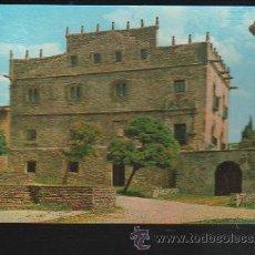 Postais: TARJETA POSTAL DE SANTILLANA DEL MAR - PALACIO DE LOS SRES. GUERRA. 117. FOTO BUSTAMANTE. Lote 36251468