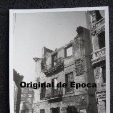 Postales: (JX-805)POSTAL FOTOGRAFICA DE SANTANDER-INCENDIO DEL 15-FEBRERO-1941.FOTO SAMOT. Lote 36290002