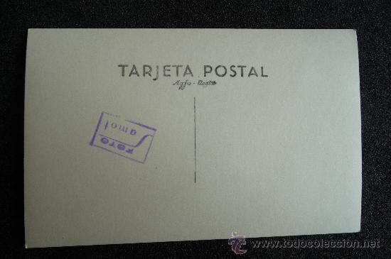 Postales: (JX-810)POSTAL FOTOGRAFICA DE SANTANDER-INCENDIO DEL 15-FEBRERO-1941.FOTO SAMOT - Foto 2 - 36290255