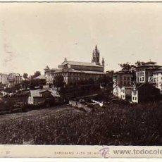 Postales: SANTANDER. 27 SARDINERO ALTO DE MIRANDA. ACABADO FOTOGRÁFICO. SIN CIRCULAR.. Lote 36365015