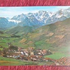 Postales: POSTAL SANTANDER Nº 12 POTES PICOS DE EUROPA S/C A-189. Lote 36366540