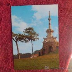 Postales: POSTAL COMILLAS SANTANDER ESTATUA DEL MARQUES DE COMILLAS S/C A-191. Lote 36366717
