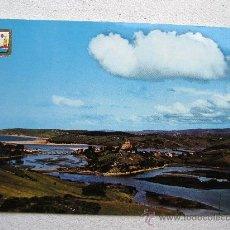 Postales: POSTAL DE SAN VICENTE DE LA BARQUERA (SANTANDER) -Nº43- VISTA GENERAL (SIN CIRCULAR, 1963). Lote 36468384