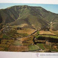 Postales: POSTAL DE SANTO TORIBIO DE LIEBANA -97- CARRETERA AL SANTUARIO MONTE VIORNA Y MIESES 1973. Lote 36563792