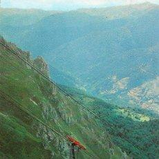 Postales: PICOS DE EUROPA - TELESFERICO 1974. Lote 36573159