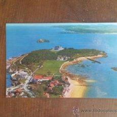 Postales: POSTAL SANTANDER Nº 3 VISTA AEREA DE LA PENINSULA DE LA MAGDALENA S/C A-247. Lote 36603691