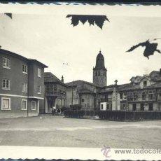 Postales: CABEZON DE LA SAL (CANTABRIA).- PLAZA DE LOS CAÍDOS. Lote 36691868
