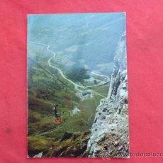 Postales: POSTAL PICOS DE EUROPA Nº 48 TELEFERICO S/C A-243. Lote 36708631
