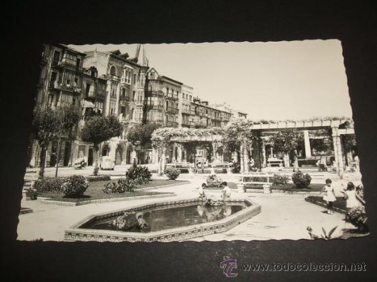 CASTRO URDIALES CANTABRIA DETALLE DEL PARQUE (Postales - España - Cantabria Antigua (hasta 1.939))