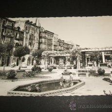 Postales: CASTRO URDIALES CANTABRIA DETALLE DEL PARQUE. Lote 36923025