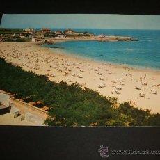 Postales: COMILLAS CANTABRIA LA PLAYA. Lote 37016734