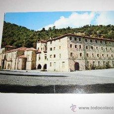 Cartoline: SANTO TORIBIO DE LIEBANA IGLESIA Y RESIDENCIA. Lote 37045589