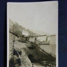 Postales: POSTAL FOTOGRÁFICA SIN IDENTIFICACIÓN DE LUGAR NORTE ESPAÑA SIN CIRCULAR DOBLEZ. Lote 37348850