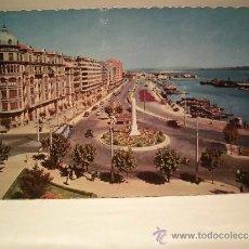 Cartoline: 211-SANTANDER CALLE DE CASTELAR GARCIA GARRABELLA . Lote 38064430