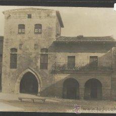Postales: SANTILLANA - 156 - TORRE DE BORJA - BYK- (16975). Lote 38108700