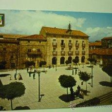Postales: POSTAL REINOSA - PLAZA ESPAÑA Y AYUNTAMIENTO. Lote 38787701