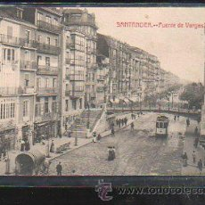 Postales: TARJETA POSTAL DE SANTANDER, CANTABRIA - PUENTE DE VARGAS.. Lote 38897057