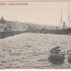 Cartes Postales: SANTANDER.-MUELLE DE MALIAÑO. Lote 39577000