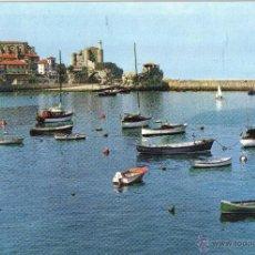 Postales: CASTRO URDIALES (CANTABRIA) PUERTO. . Lote 39937876