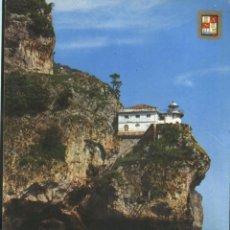 Postales: SANTOÑA - FARO DEL CABALLO. Lote 40441245