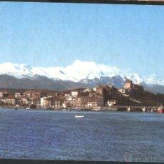 Postales: SAN VICENTE DE LA BARQUERA - VISTA PARCIAL. Lote 40441320