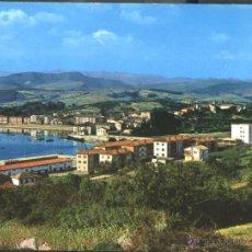 Postales: SAN VICENTE DE LA BARQUERA - VISTA GENERAL. Lote 40527187