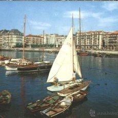 Postales: SANTANDER - PUERTO CHICO Y AV. CASTELAR. Lote 40584727