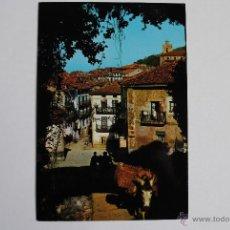 Postales: POSTAL DE LAREDO (PUERTA DE BILBAO Y CALZADA ROMANA). EDICIONES ARRIBAS. 1958.SIN CIRCULAR.. Lote 40650575