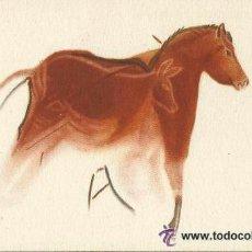 Postales: ** PH271 - POSTAL - PATRONATO DE LAS CUEVAS DE ALTAMIRA - CABALLO SOBRE CIERVA. Lote 40734482