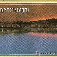 Postales: +-+ PV701 - SAN VICENTE DE LA BARQUERA - NOCTURNA - SIN CIRCULAR. Lote 40734501