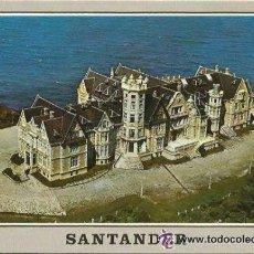 Postales: ** PW68 - POSTAL - SANTANDER - PALACIO DE LA MAGDALENA - SIN CIRCULAR. Lote 40741316