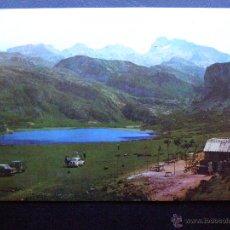 Postales: POSTAL - PICOS DE EUROPA COVADONGA - LAGO DE LA ERCINA - EDICIONES SICILIA ZARAGOZA - SIN ESCRIBIR -. Lote 41254456