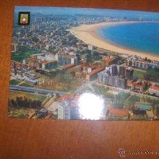 Postales: LAREDO (CANTABRIA), VISTA AÉREA - FISA. Lote 41556735