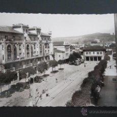 Postales: POSTAL CANTABRIA. TORRELAVEGA. AVENIDA DE MENÉNDEZ Y PELAYO. CIRCULADA. AÑO 1962. . Lote 42211276