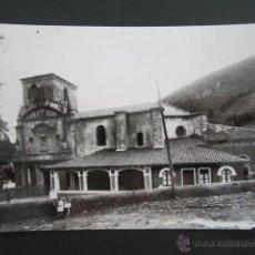 Postales: FOTO POSTAL CANTABRIA. LIMPIAS. IGLESIA PARROQUIAL. . Lote 42211385