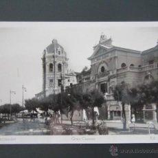 Postales: POSTAL CANTABRIA. SANTANDER. GRAN CASINO.. Lote 42224705