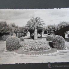 Postales: POSTAL CANTABRIA. SANTANDER. JARDINES DE PIQUIO. CIRCULADA. . Lote 42227580