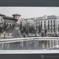 Postales: POSTAL CANTABRIA. SANTANDER. AVENIDA DE ALFONSO XIII. ESTANQUE, AL FONDO, GOBIERNO CIVIL. . Lote 42235740