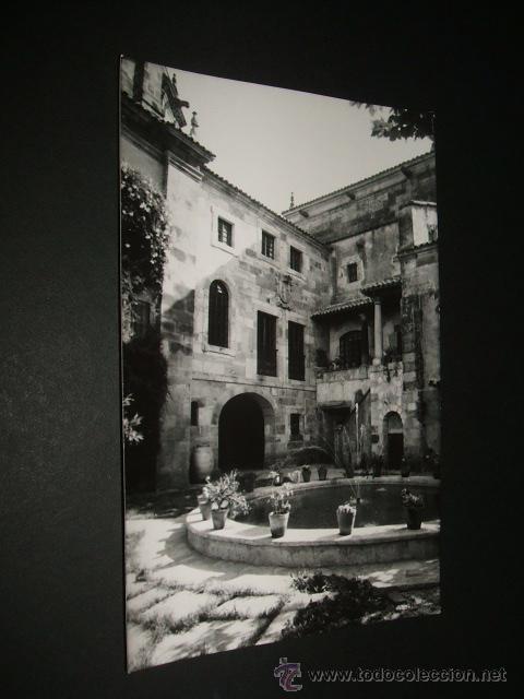 PAMANES CANTABRIA UN PATIO DEL PALACIO DE ELSEDO (Postales - España - Cantabria Antigua (hasta 1.939))