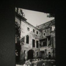 Postales: PAMANES CANTABRIA UN PATIO DEL PALACIO DE ELSEDO. Lote 42367080