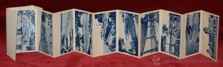 Postales: ALBUM DE POSTALES RECUERDO DE SANTANDER. 1ª SERIE. 10 VISTAS - Foto 2 - 42398084