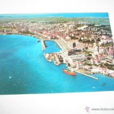 Postales: POSTAL-SANTANDER-VISTA AÉREA-NUEVA-.. Lote 42789450