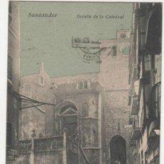Cartes Postales: SANTANDER.- DETALLE DE LA CATEDRAL. Lote 42950373
