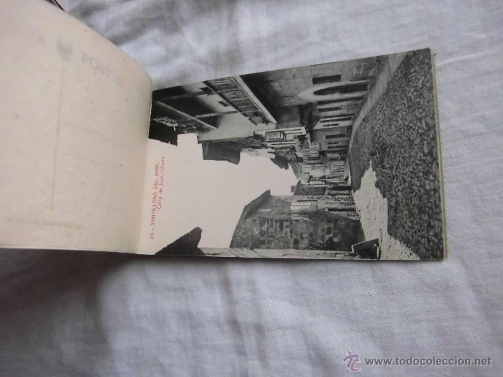 Postales: RECUERDO DE SANTILLANA DEL MAR EDICIONES ADOLFO HERRERO 2ª SERIE 14 POSTALES FALTA UNA - Foto 4 - 42959781