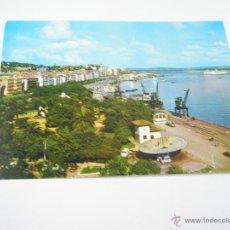 Postales: POSTAL-SANTANDER-BAHIA Y JARDINES DE PEREDA-1956-NUEVA-SIN CIRCULAR-.. Lote 43010443
