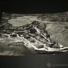 Postales: SAN VICENTE DE LA BARQUERA CANTABRIA VISTA AEREA. Lote 43565762